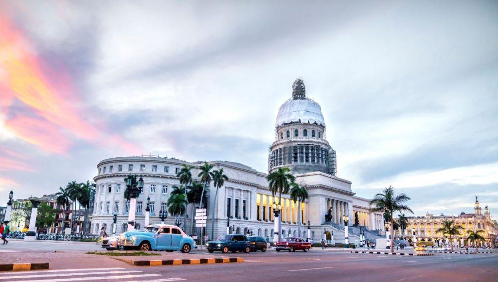 El Capitolio La Havane
