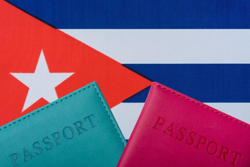 Cuba Passeport Visa