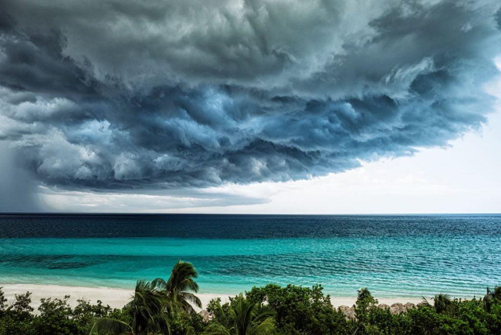 Ouragan Tempete Cyclone Cuba