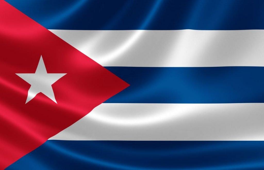 Voyage Cuba Drapeau