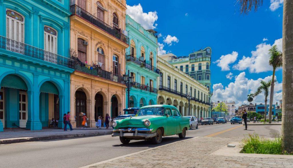 Voyage Cuba La Havane