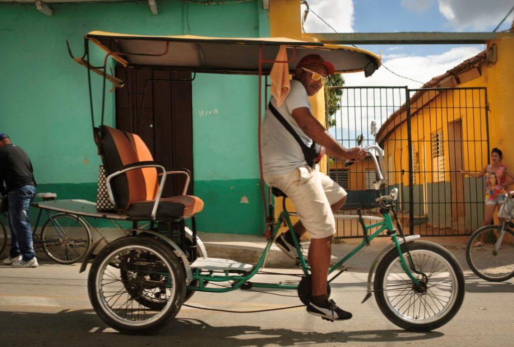 Bici Taxi Velo Cuba