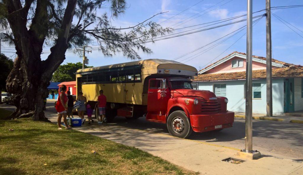 Camiones Cuba Transport