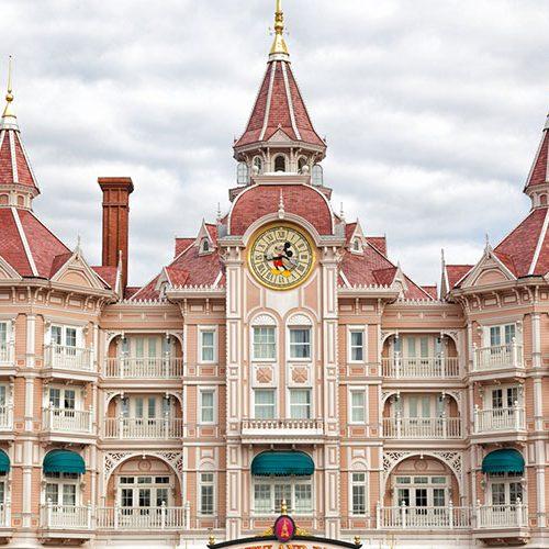 Plus Beaux Hotels Disneyland