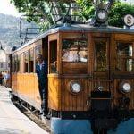 Le vieux Tramway de Majorque