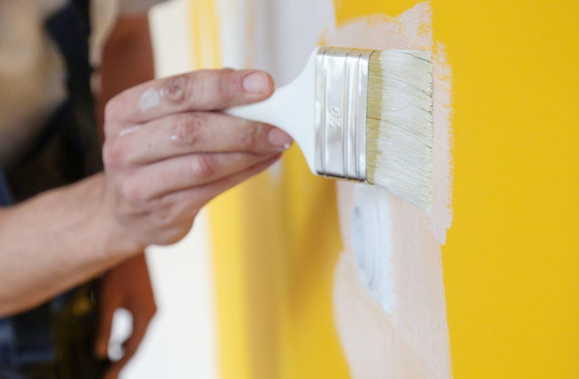 Peindre Mur Sans Laisser De Traces