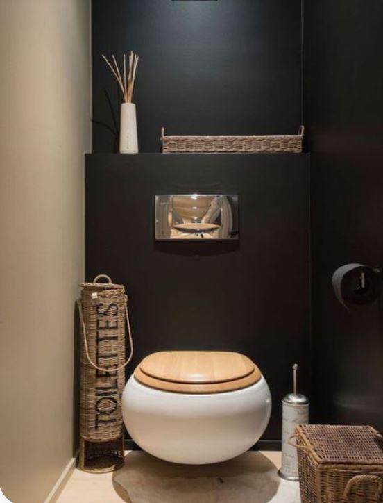 Déco Toilettes Ethnique