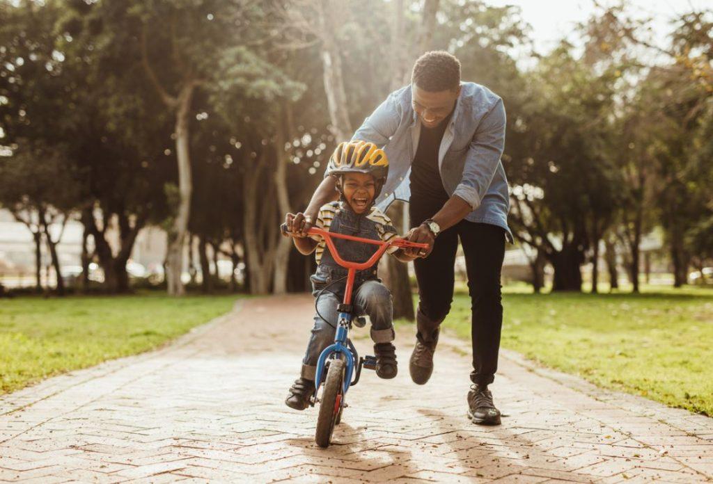 Enfant Vélo Sans Roulettes