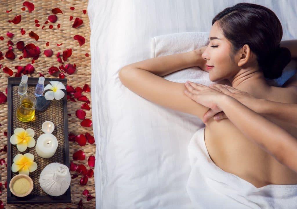 Massage Balinais Bienfaits