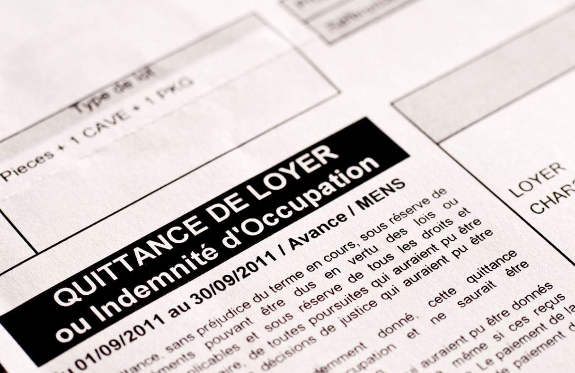 Quittance De Loyer