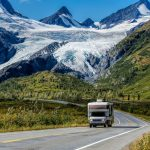Camping Car états Unis