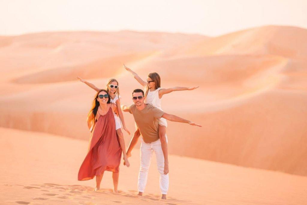 Sejour Faire Dhabi Lors