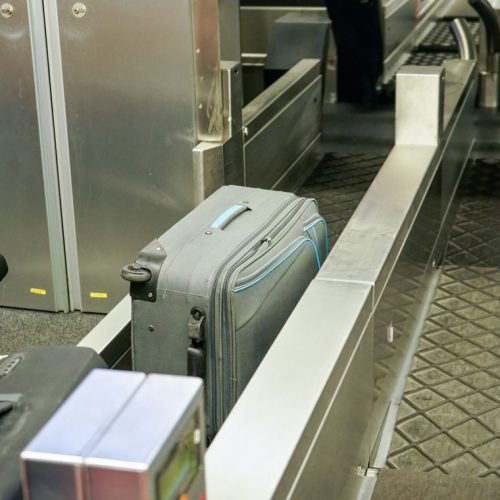 Enregistrement Bagages Aéroport