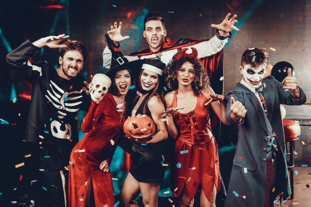 Soirée Déguisée Pour Halloween