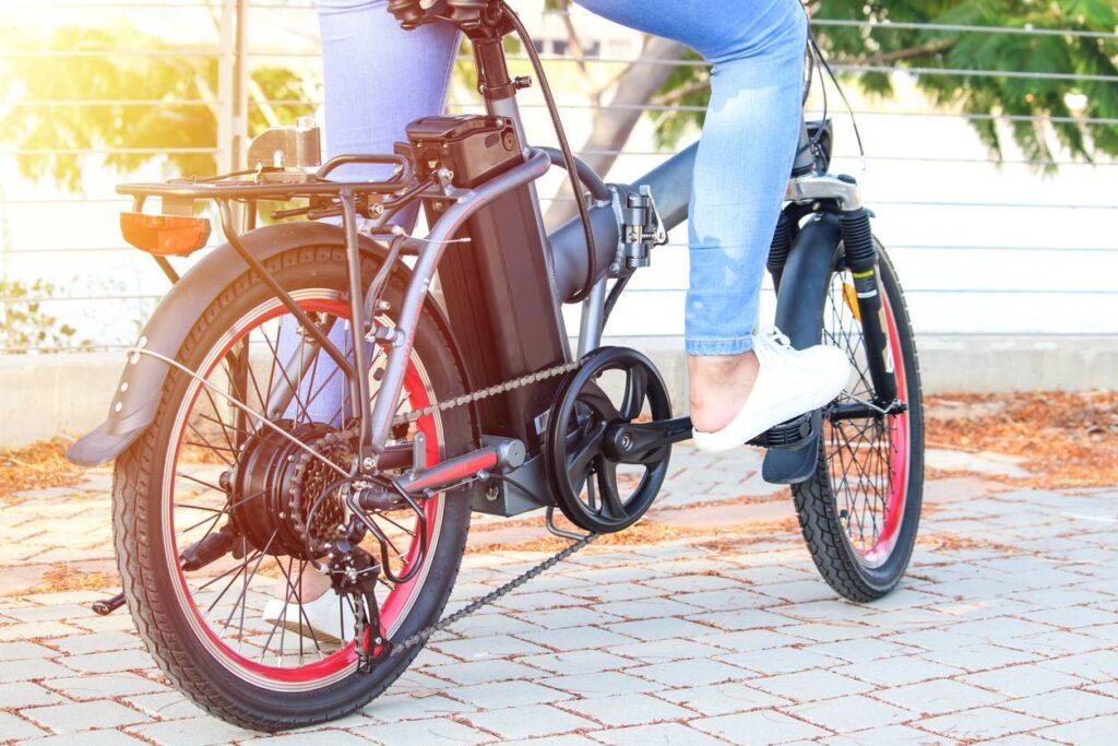 ville vélo électrique VAE